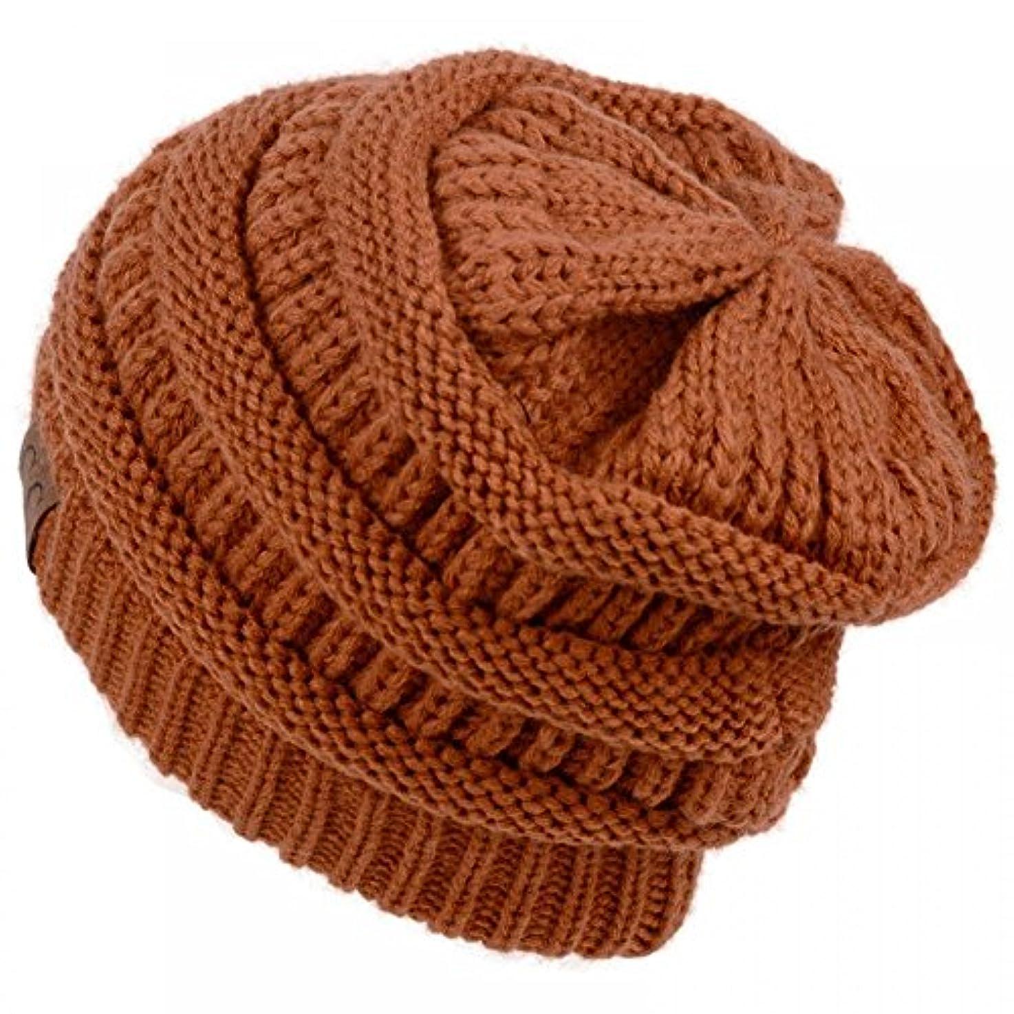 過言いくつかの繊毛rt30 _ ( US Seller )新しいファッションレディースメンズ暖かい帽子冬キャップ