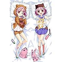 たけやAゆき カスタム 抱き枕カバー 両面プリント 2WAYトリコット アニメ 漫画 170x60cm