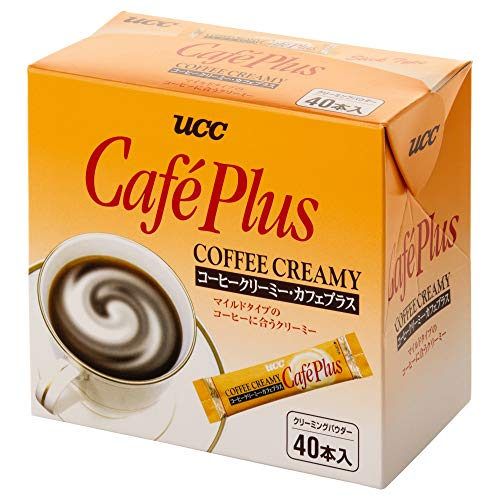 UCC コーヒークリーミーカフェプラスST 3g×40P入り
