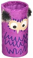 ギグウィ (GiGwi) 猫用おもちゃ メロディチェイサー チューブ&テール フクロウ