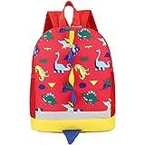 Kids Backpack Cartoon Dinosaur Pattern Preschool Kindergarten School Bag Toddler Backpack Lightweight for Boys Girls