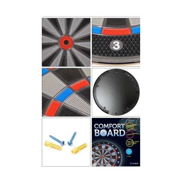 オールブルー コンフォートボード ダーツボード...の紹介画像2