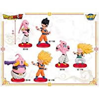 Banpresto - Figurine DBZ WCF Goku VS Majin Buu - 1 Boite Modèle aléatoire - 3296580307609