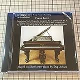 愛の夢/リスト愛用のピアノによるリスト作品集