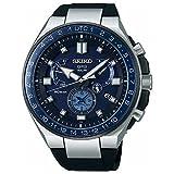 [アストロン]ASTRON 腕時計 ASTRON GPSソーラー電波 EXECTIVE SPORTS LINE チタンモデル ブルー文字盤 SBXB167 メンズ