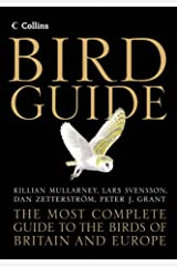 Collins Bird Guide: The Most Complete Guide to the Birds of Britain and Europe Hardcover
