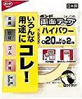 【103円】ボンド 両面テープハイパワー 幅20mm×長2m #05261が激安特価!