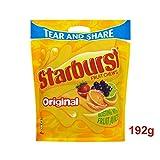 Starburst Fruity Chews (192g) スターバーストフルーティーチューズ( 192グラム)