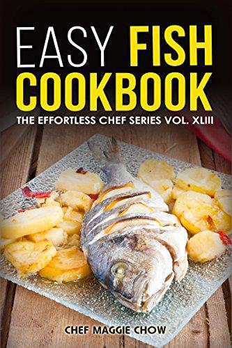 Easy Fish Cookbook (Fish Cookb...
