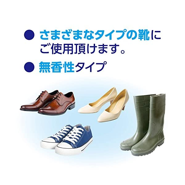 ドクターショール 消臭・抗菌 靴スプレーの紹介画像4