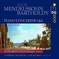 Piano Concertos 1 & 2 by ELISABETH / SALZBURG,CAMERATA LEONSKAJA (2007-01-30)
