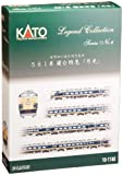 KATO Nゲージ 581系 寝台特急 月光 12両 レジェンドコレクション 10-1140 鉄道模型 電車