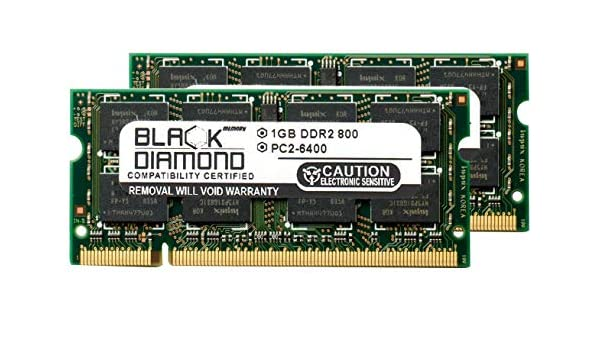 2GB Memory for Acer Ferrari One Series DDR2 PC2-6400 800MHz SODIMM RAM