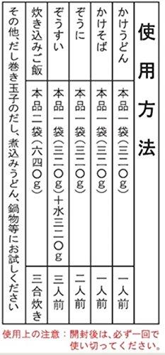 『ヤマキ うどんつゆストレート 320g×12個』の2枚目の画像