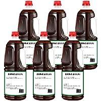 半田の旨味家 長期熟成 底引 たまり醤油 1.8L × 6本 化学調味料無添加