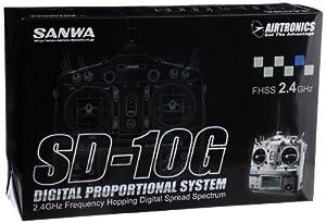三和電子機器 SD-10G (92674/SDX-762x4) HELI/飛行機共用プロポ 101A28605A