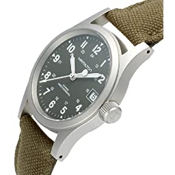 Khaki Field Mechanical H69319363