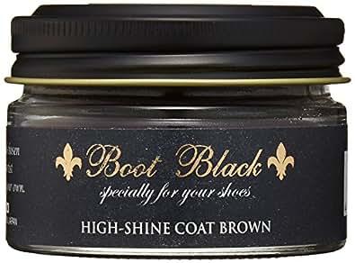 [ブートブラック] BootBlack HIGH SHINE CORT BBハイシャインコート (BROWN(ブラウン)50g)