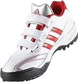 adidas ベビーシューズ adidas(アディダス)ジュニア 野球・ソフトボール用シューズ アディピュアTR K F37776 クリスタルWHTS16 210