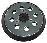 Makita 743081-8 5-Inch Round Hook and Loop Backing Pad (8-hole) [並行輸入品]
