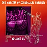 We Love Massive Hits Vol. 23 - 50 Classic Covers (Deluxe Edition)