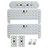3チップSMD7点426発ヴォクシー ノア エスクァイア 80系 16段階明るさ調節可 ルームランプ LED