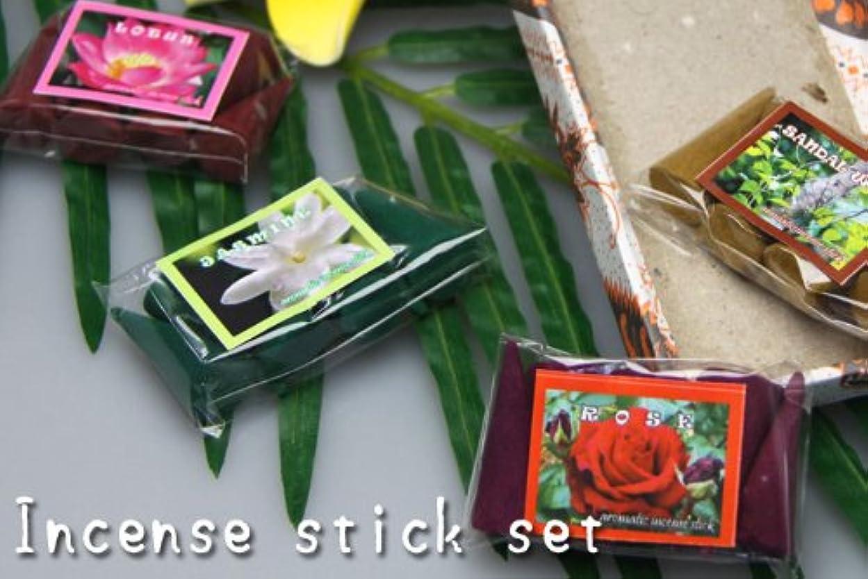 虫製造業雄弁なコーンタイプのお香セット