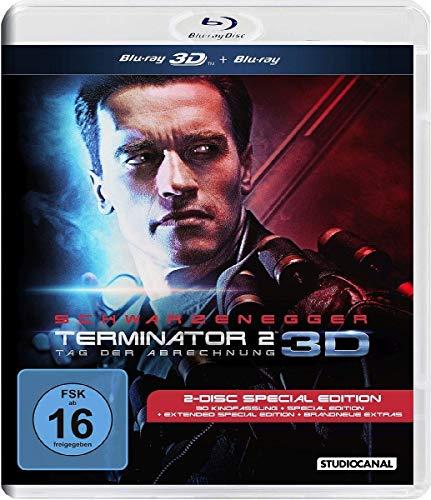 Terminator 2 - Tag der Abrechnung 3D: Blu-ray 3D