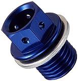 キタコ(KITACO) アルミドレンボルト(D-2) CBR250RR/ホーネット250/CB1000SF/X11等 772-0500001
