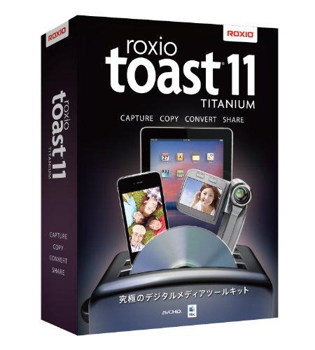 ラネクシー    Roxio Toast11 TITANIUMの詳細を見る