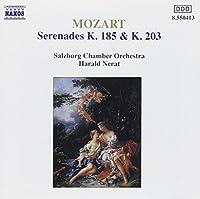 Mozart;Serenades Nos.3 & 4
