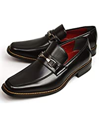(タケゾー) TAKEZO ビジネスシューズ スリッポン スリップオン ローファー メンズ 靴 防水 防滑 防臭 幅広 3EEE 脚長