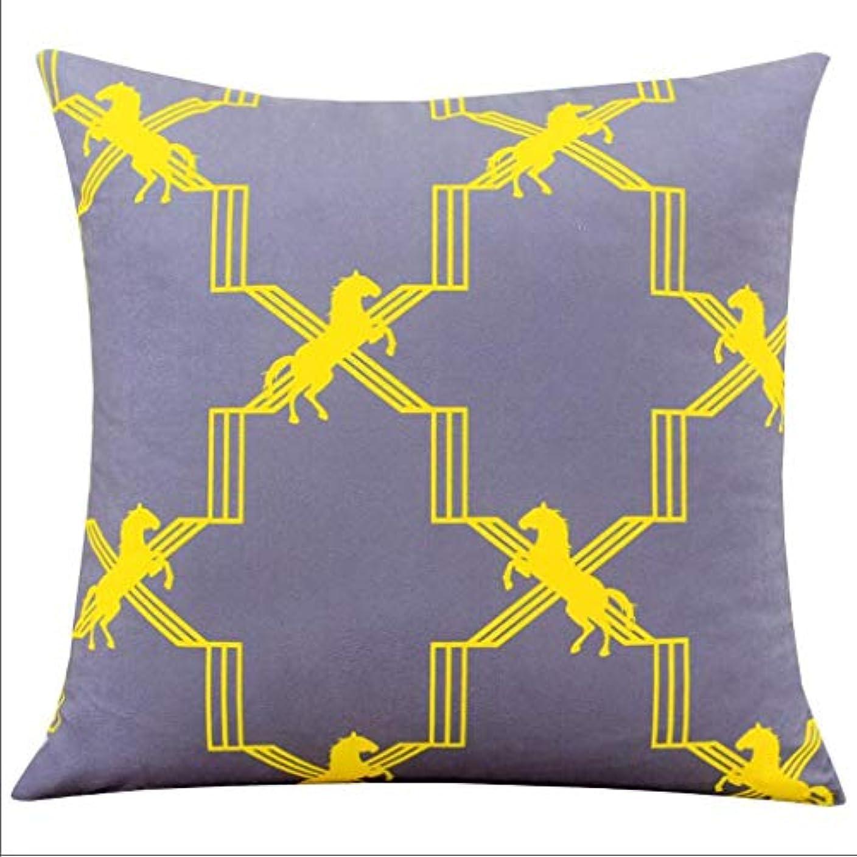 とは異なり結果として抜け目のないXJLXX 枕オフィスランバーパッドソファーリビングルームバック/コットンリネンクッション/サイズ:45CM×45CM 枕 (Color : D)