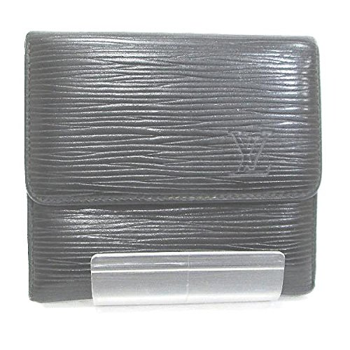 LOUIS VUITTON(ルイヴィトン) エピ 旧型 Wホック財布M63482 [中古]