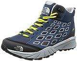 [ザ・ノース・フェイス] トレッキングシューズ Endurus Hike Mid GORE-TEX NF01721 BH シャディーブルー×ハイライズグレー 9.5(27.5cm)