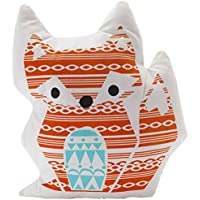 Lolli Living Woods Character Pillow, Fox by Lolli Living [並行輸入品]