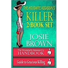 The Housewife Assassin's Killer 2-Book Set (funny romantic mysteries): Funny Romantic Mystery Bundle (The Housewife Assassin Series)