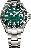 [ケンテックス] 腕時計 マリンマン シーホースII S706M-12 シルバー