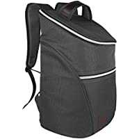 JSK Insulated Backpack - Stylish Bag to Carry Food & Drink to Sports Events & Festivals