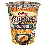 カルビー Jagabee 七味マヨ味 38g×12個