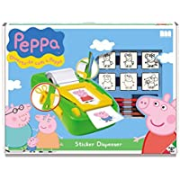 Peppa Pig Stamp and Sticker Factory Machine Ages 3+ [並行輸入品]