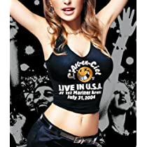 LIVE IN USA~at 1st Mariner Arena July 31,2004~(Blu-ray Disc)