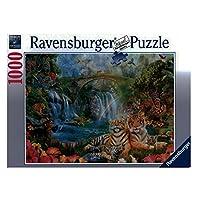 1000ピース ジグソーパズル トラの洞穴 Tigergrotte  (70 x 50 cm)
