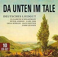 Da Unten Im Tale/Deutsches Liedgut