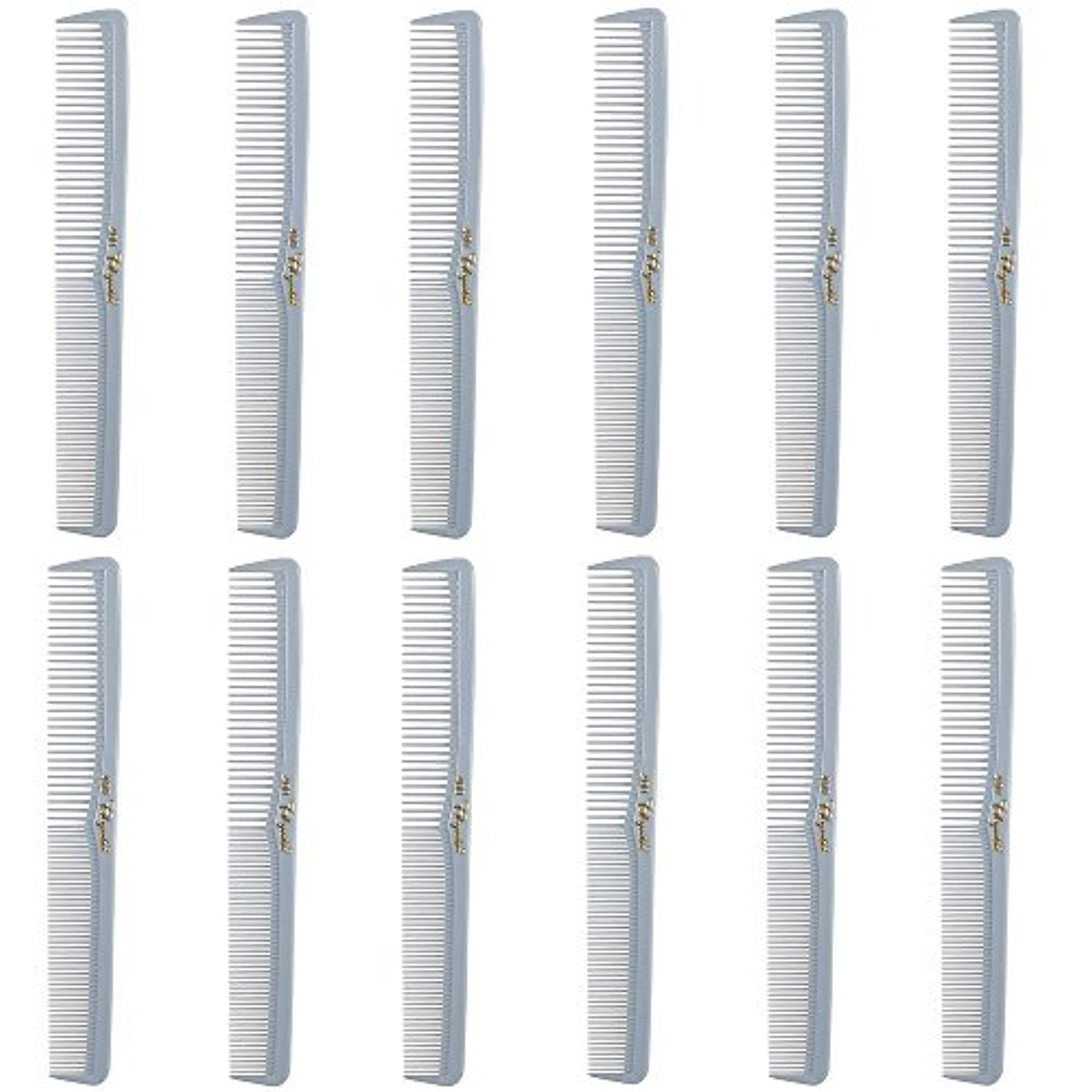 アンタゴニストコンサート求人Barber Beauty Hair Cleopatra 400 All Purpose Comb (12 Pack) 12 x SB-C400-LGREY [並行輸入品]