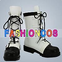 ★サイズ選択可★男性28CM UA1654 ギルティクラウン GUILTY CROWN リローデッド 楪いのり ゆずりはいのり コスプレ靴 ブーツ