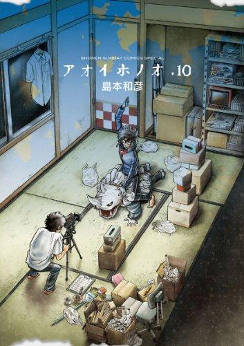 アオイホノオ(10) (ゲッサン少年サンデーコミックス)の詳細を見る