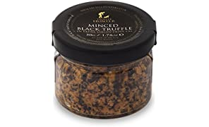 Minced Black Truffle (1.74 Oz) by TruffleHunter - Preserved in Extra Virgin Olive Oil - Vegan, Kosher, Vegetarian and Gluten Free - No MSG, Non-GMO