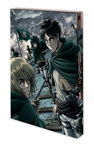 TVアニメ「進撃の巨人」Season 2 Vol.1 [Blu-ray]