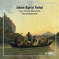 Vanhal: 4 String Quartets
